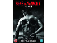 Sons of Anarchy - Season 7 (FINAL) DVD Boxset