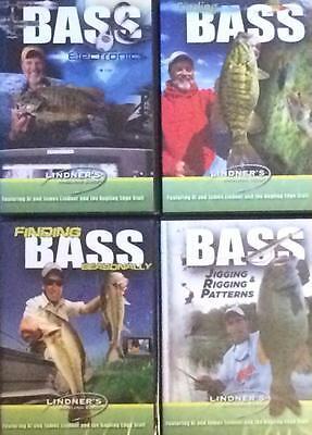 Books & Video - Lindner Bass Fishing