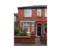 Double bedrooms in a students house in Rusholme / Victoria Park £310