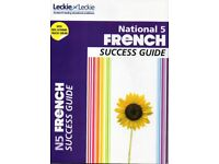 French - National 5 Success Guide by Leckie & Leckie
