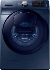 Laveuse 5,2 pi³ frontal Bleu saphir Samsung ( WF45K6200AZ )