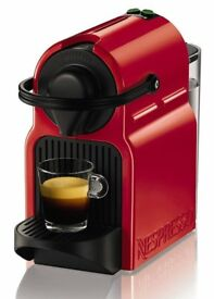 Nespresso Inissia Coffee Machine With Aeroccino3 by Magimix