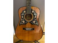 Vintage 1970's Kay 422 Acoustic Guitar