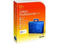 Microsoft Office Professional Plus 2010 Genuine 32bit&64bit