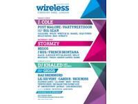 Weekend Wireless Festival Ticket