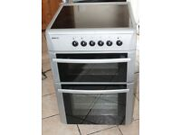 6 MONTHS WARRANTY Beko 60cm, fan assisted electric cooker FREE DELIVERY