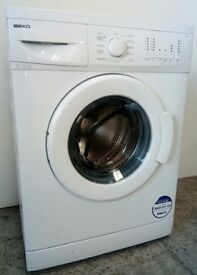 Beko BLC13062 Washing Machine - 6 Month Warranty - Many Brands Available in Great Condition