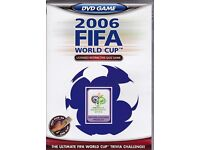 50 x 2006 FIFA World Cup Licensed Interactive Quiz Games NEW IN SEALED CASES