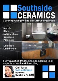 Southside Ceramics - Bathroom Renovations / Tiler / Kitchen Renovations (Commercial & Domestic work)