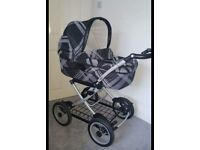 Mamas and papas primo vaggio pram and accessories