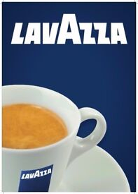 LAVAZZA COFFEE BEANS FOR CAFES HOTELS RESTAURANTS, LAVAZZA SUPPLIERS NI ,ETC ETC