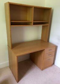 Desk Office wooden excellent condition