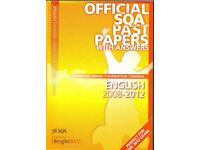 Official SQA Past Papers with answers - English - Standard Grade / Foundation / General 2012