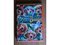 DVD Disney Spooky Buddies As New Condition
