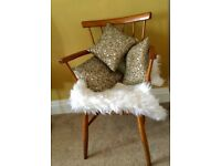 Vintage Ercol Style Spindle Back Chair