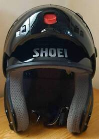 Shoei Syncrotec size S