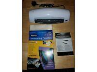 Fellows Lunar A4 80 micron home laminator