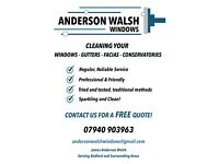 Windows, Facias, Gutters and Conservatory Cleaning