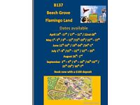 Holiday home rental At Flamingo Land