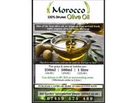 olive oil from Morocco