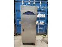 Commercial fridge Williams upright single door fridge stainless steel 600 liters capacity