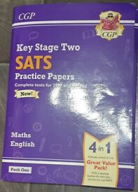CGP key stage 2 sats practice papers