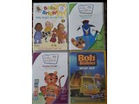 4 Educational DVDs for babies