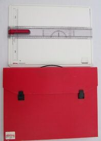 Rotring Drawing Board with carry case