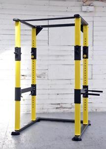 NEW ARIVEL eSPORT PREMIUM GARAGE GYM FULL RACK COMMERCIAL GRADE