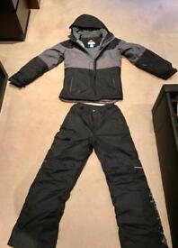 Boys Colombian ski jacket & trousers