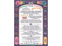 Volunteer at Blissfields Festival – go for free without missing any of the festival!