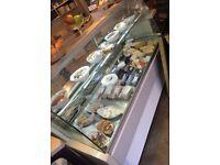 Refrigerated Deli Serve Over Counter / Chiller