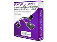 BMW steering wheel adaptor