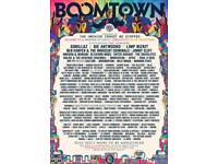 Boomtown adult ticket