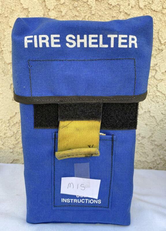New Generation Forest Wildland Fire Shelter 2015 Regular Size