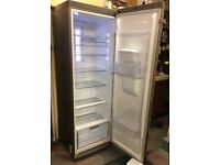 Samsung tall American style fridge in excellent condition .