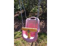 Fisher Price Lift and Lock T Bar Swing Seat