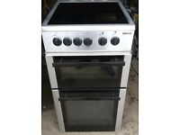 BEKO COOKER GLASS TOP OVEN AND GRILL FULLY WORKING ORDER