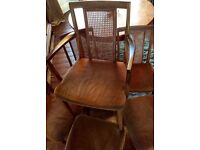 6 lovely G Plan Vintage Teak Dining Chairs