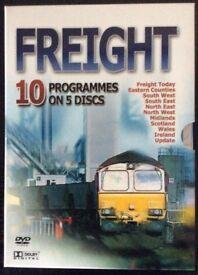 RAILWAY DVD's FOR SALE
