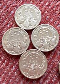 Rare £1 couns