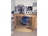"""Whelping box Solid Professionally made 29"""" x 24"""""""