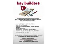 Builder for fast and friendly services.....