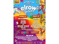 1 ELROW Ticket - Sat 18th August - Sold Out