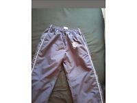 Bath rugby tracksuit bottoms