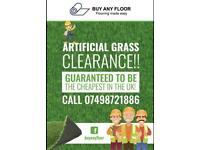 ARTIFICIAL GRASS 35MM DEPTH 5Mx4M 20 sqm £7.49 sqm++CHEPAEST IN THE UK!+