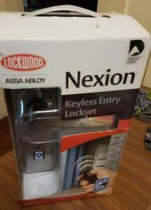 Lockwood Nexion Keyless Entry Lockset Windsor Hawkesbury Area Preview
