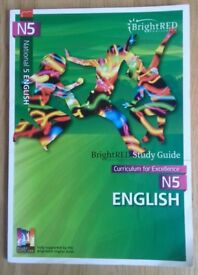 National 5 English Sudy Guides