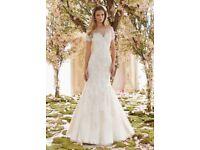 Mori lee 6832 size 22 wedding dress Ivory