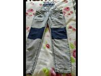 River Island size 6 dungarees